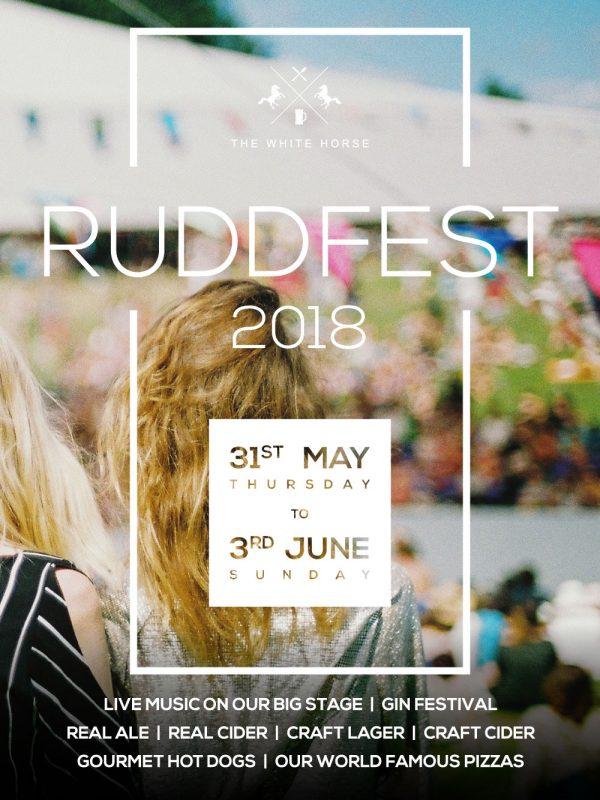 Ruddfest White Horse